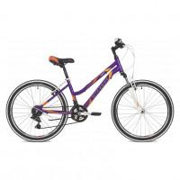 Велосипед 24 Stinger AHV.Laguna12VT9 фиол.