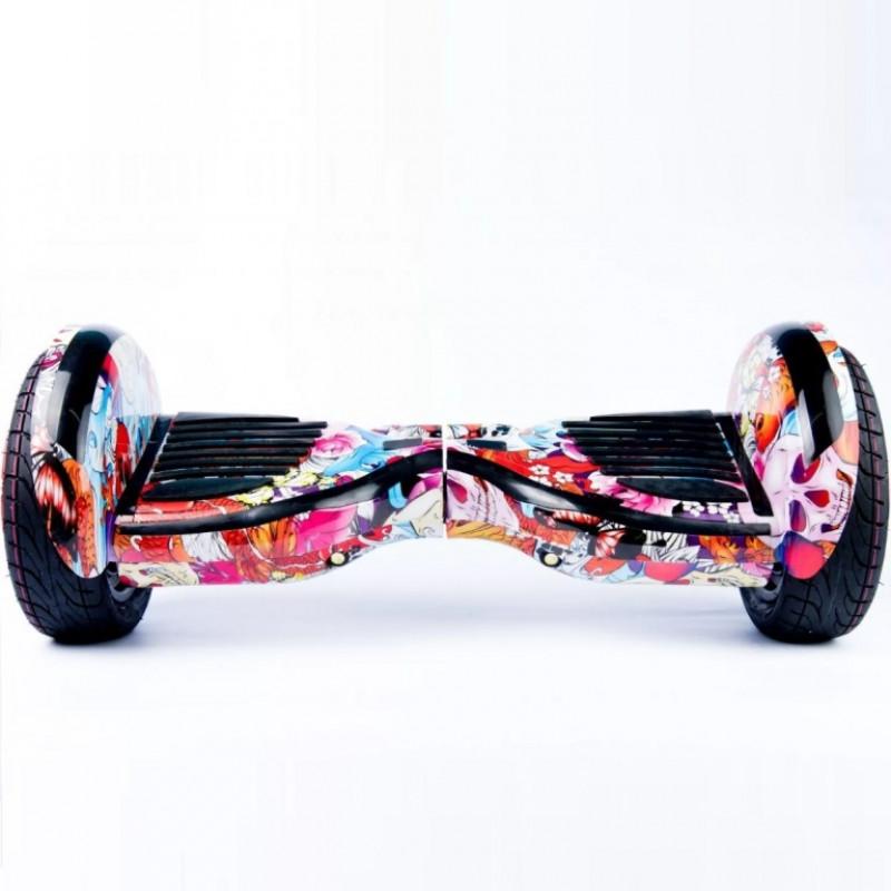 Гироскутер 10,5 Smart Balance SUV Розовая рыба Premium PRO + Самобаланс + TaoTao Whell new