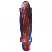 Скейтборд  Explore Ecoline NEO/6 пенниборд Морская волна(серебро)