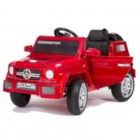 Электромобиль детский Mercedes-Benz 42645 вишня глянц.