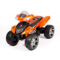 Электроквадроцикл детский Quad Pro 45396 (Р) оранжевый