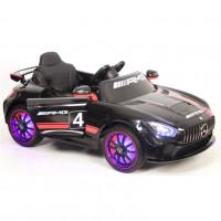 Электромобиль детский Mercedes Benz 46572 черный