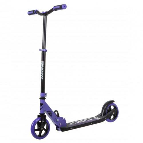 Городской самокат Novatrack  JUNGLE 145 PRO  фиолетовый