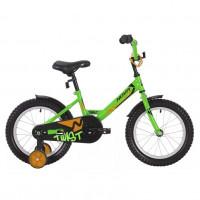 Велосипед 14 Novatrack Twist.GN20 зелёный