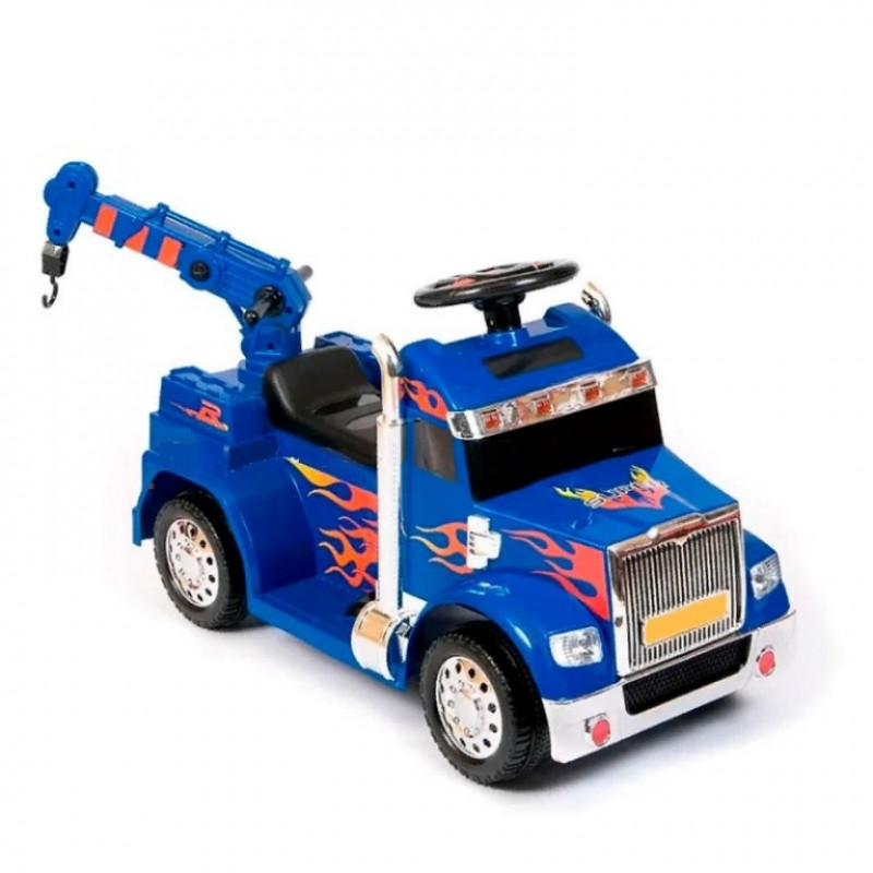 Электромобиль детский ZPV100  50463 (Р) синий