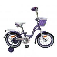 Велосипед 20 Nameless Lady, фиолетовый/ белый