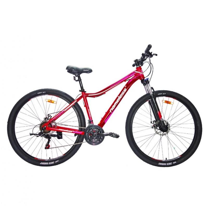 Велосипед 29 Nameless J9500DW-PR-17(21), фиолетовый