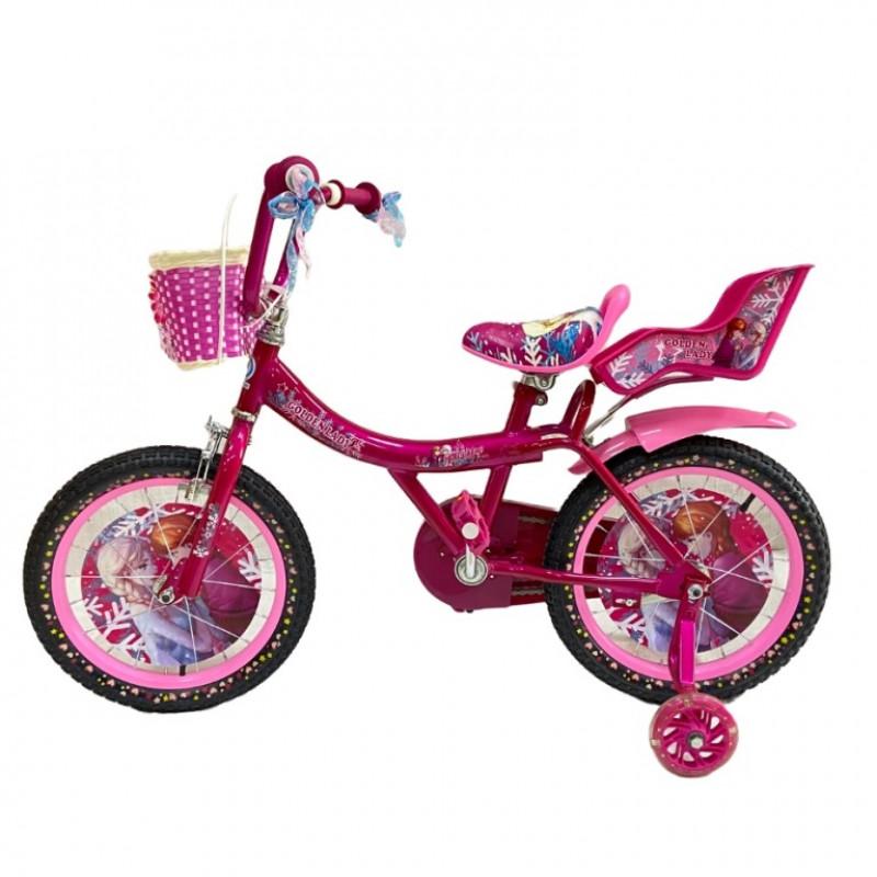 Велосипед 20 OSCAR GOLDEN LADY розовый   АКЦИЯ!!!