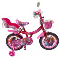 Велосипед 14 OSCAR GOLDEN LADY розовый АКЦИЯ!!!