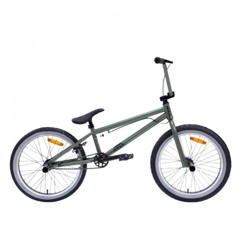 Велосипед трюкавой 20 BMX TT LEVEL фисташковый 2020 (P)