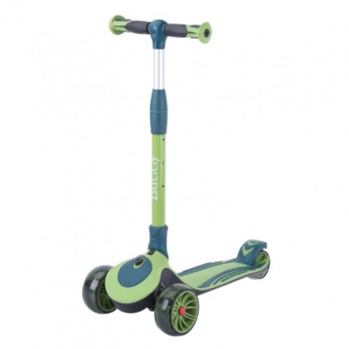 Детский самокат TT Buggy  Цвет: оливковый 2021 1/4
