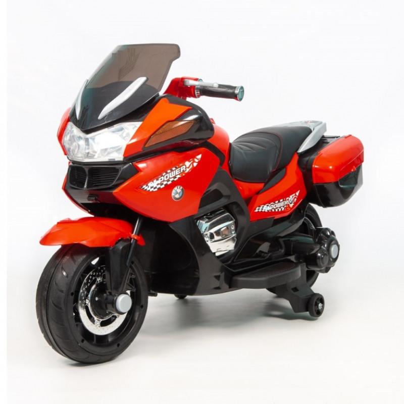 Детский мотобайк BMW 45386 (Р)  красный