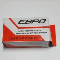 Велокамера 26  1.95/2.125 нипель 48 мм Евро LONG