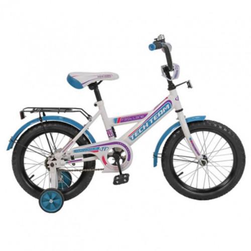 Велосипед 12  TT 12138  белый