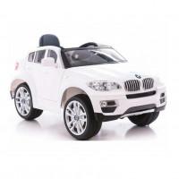 Электромобиль детский BMW X6 45544 (Р) белый