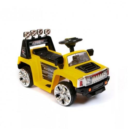 Электромобиль детский Hummer ZPV003  50472 (Р) жёлтый