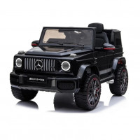 Электромобиль детский Mercedes-Benz 47093 (Р) чёрный глянец