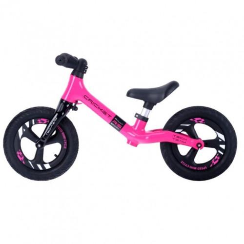 Беговел TT CRICKET-RS розовый