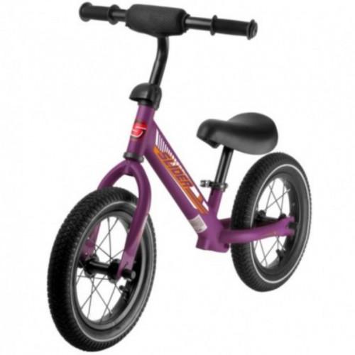Беговел 12  Slider DJ105V  фиолетовый