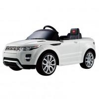 Электромобиль детский Land Rover 45540 (Р) белый
