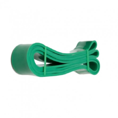 Резина для фитнеса большой , зелёный