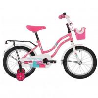 Велосипед 14 Novatrack Tetris.PN20  розовый