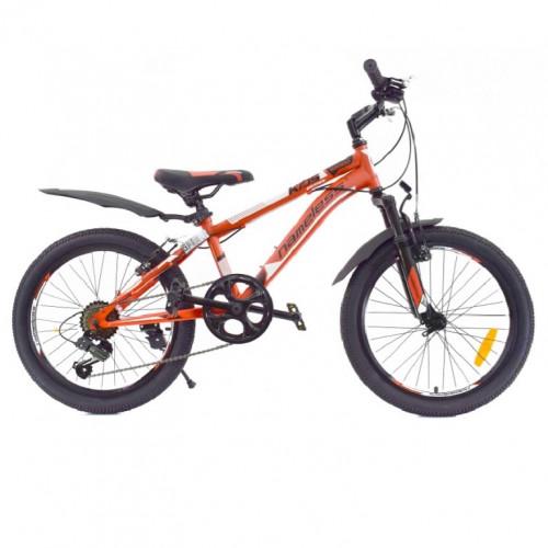 Велосипед 20 Nameless S2000, красный/белый