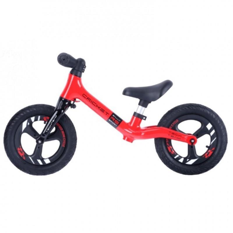Беговел TT CRICKET-RS красный