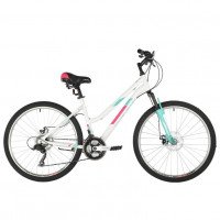 Велосипед 26  FOXX AHD.BIANK. D 17WH1 белый