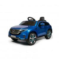 Электромобиль детский  Mercedes-Benz EQC400 4MATIC HL378  51711 (P) синий глянец