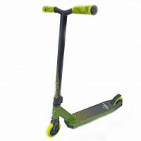 Самокат трюковой TT Vespa зеленый Green (для детей 3- 5)