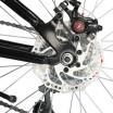 Велосипед 20 Novatrack SH6D.POINTER.BK21 6ск. чёрный АКЦИЯ!!!