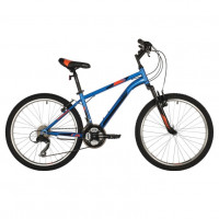 Велосипед 24  SHV.Foxx AZTEC 14BL1 синий