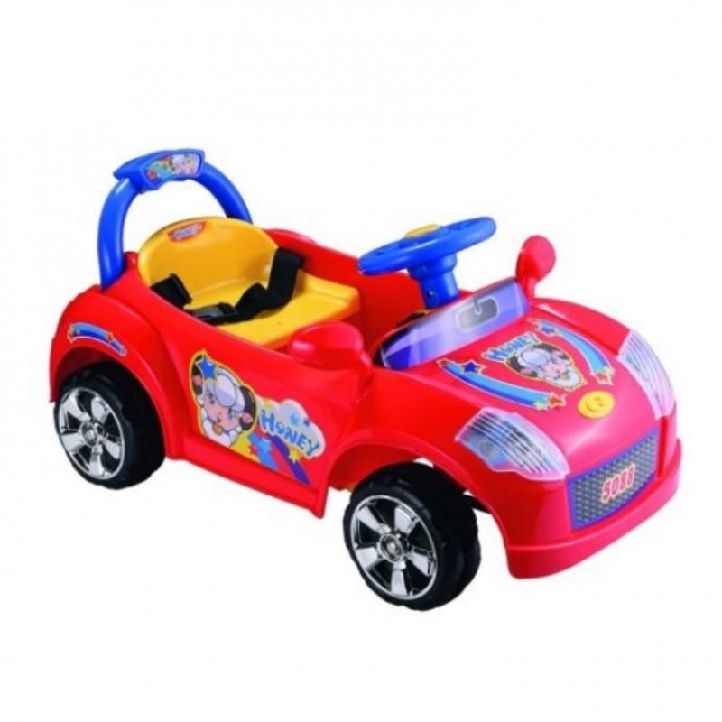 Детский электромобиль Вилли 51021 красный