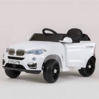 Электромобиль детский BMW X5 VIP, 45428 (Р) белый, обычный