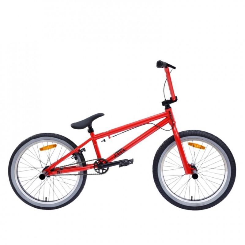 Велосипед трюкавой 20 TT Level алый