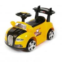 Электромобиль детский Bugatti ZPV001  50467 (Р) жёлтый