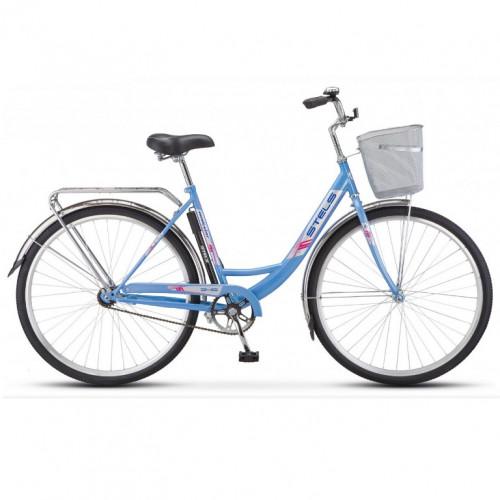 "Велосипед 28 Stels Navigator 345 Ladies 20"" синий"