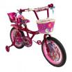 Велосипед 16 OSCAR GOLDEN LADY розовый  АКЦИЯ!!!