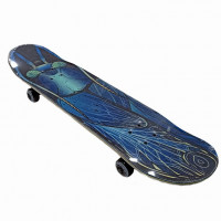 Скейтборд  ТТ  Vulcan 1/6 жук синий