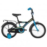 Велосипед 14 Novatrack Forest.BK21  чёрный