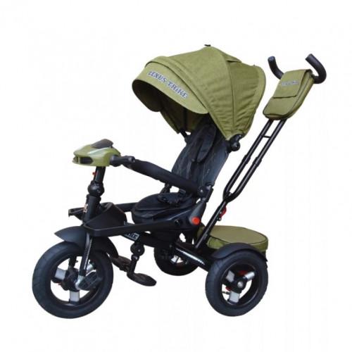 Детский 3-х колёсный велосипед MS-0634 Lexus Trike хаки