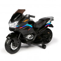 Электромотоцикл детский XMX609  50482 (Р) чёрный