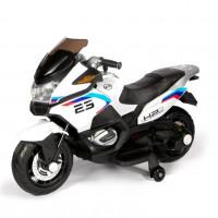 Электромотоцикл детский XMX609  50481 (Р) белый