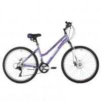 Велосипед 26  FOXX AHD.BIANK. D 15VT1 фиолетовый