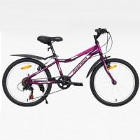 Велосипед 20 Avenger C200W-PR-11(21) фиолетовый АКЦИЯ!!!