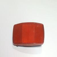 Отражатель  HL-R09 задний крас. пластик