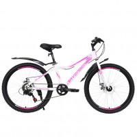 Велосипед 24 Avenger C240DW-WT/PR-13(21) 13