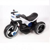 Электромотоцикл детский Y- MAXI Police 45560 (Р) белый