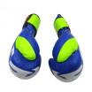 Перчатки для единоборства 14oz син/зел